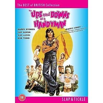 Amazon Com The Ups And Downs Of A Handyman Region 2 Barry Stokes Bob Todd Chic Murray Gay Soper Helli Louise John Blythe Penny Meredith