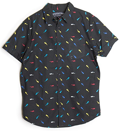 ragstock-mens-casual-button-up-icon-printed-woven-shirts-x-large-sunglasses-1724