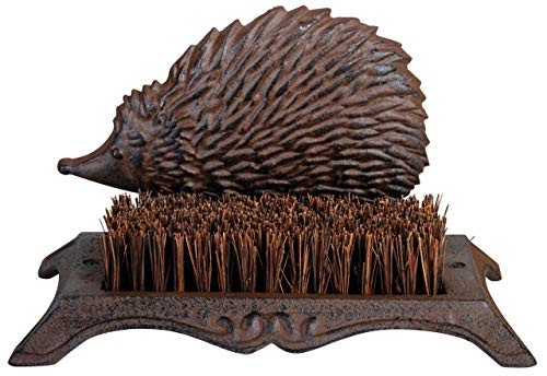 Boot Hedgehog Brush - Esschert Design Boot Brush Hedgehog