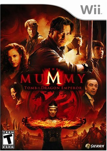 (The Mummy: Tomb of the Dragon Emperor - Nintendo Wii)
