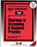 Chairman, Accounting and Business Practice, Rudman, Jack, 0837381525