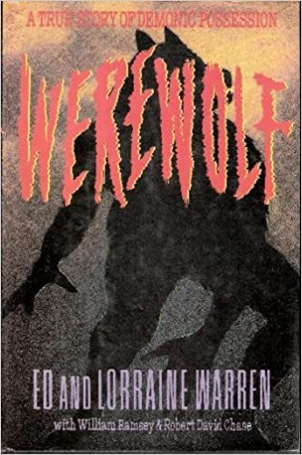 Book Werewolf: A Story of Demonic Possession