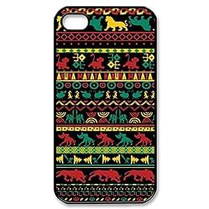 Hakuna Matata Black Hard Cover Case for iPhone 5 5s case
