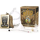 Home Brewing Kit for Beer – Craft A Brew Oktoberfest Ale Beer Kit – Reusable Make Your Own Beer Kit – Starter Set 1…