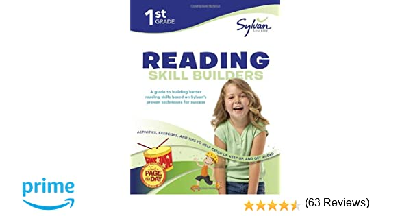 1st Grade Reading Skill Builders: Activities, Exercises, and Tips ...