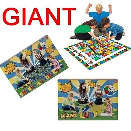 Gigante juegos al aire libre Diversión Kids Play Mat Juego Familia ...