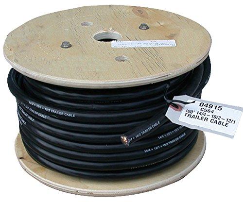 Deka East Penn (04915) 100' 7-Wire Multi-Gauge Cable by Deka