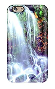 Touching Rhythms Iphone 6 Well-designed Hard Case Cover Forest Falls Protector
