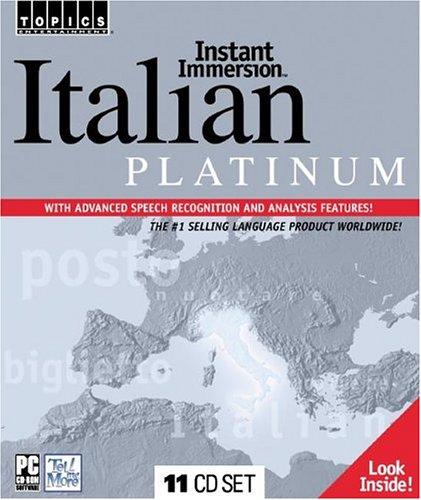 Instant Immersion Italian Platinum