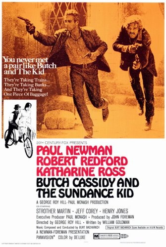 Pop Culture Graphics Butch Cassidy and The Sundance Kid (1969) - 11 x 17 - Style A