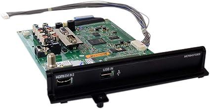 Lg EBU61590709 - Tablero electrónico de televisión BPR, parte original del fabricante de equipos (OEM) para LG: Amazon.es: Bricolaje y herramientas
