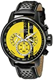 Invicta Men's 19292 S1 Rally Analog Display Japanese Quartz Black Watch