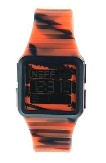 Reloj Neff para Hombre Odyssey - Infared/Navy Reloj Digital Talla única: Amazon.es: Relojes