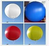 11ft 3.3m Jumbo Flying Advertising Balloon/celebration promotion/Free Logo/Inside LED light