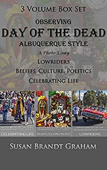 Observing Day of the Dead Albuquerque Style 3 Volume Box Set (As Seen in New Mexico Book 5) by [Graham, Susan Brandt]