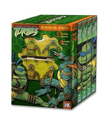 Amazon Com Teenage Mutant Ninja Turtles Box Set 1 Artist Not
