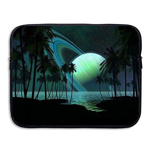 Price comparison product image Mr.Roadman Laptop Sleeve Bag Planets Cool Live Briefcase Sleeve Bags Cover Notebook Case Waterproof Computer Portable Bags