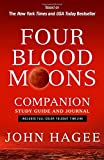 Four Blood Moons Companion Study Guide and Journal, John Hagee, 1617953873