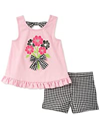 e190ea5d1 Conjuntos de Top y Shorts para Niñas | Amazon.com.mx