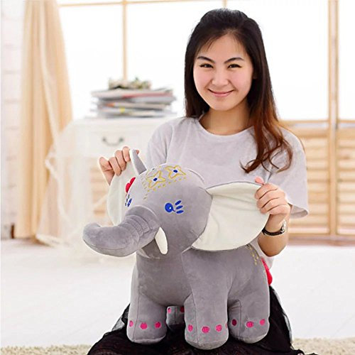 Stuffed Elephant Animal Doll Plush Toys Baby Birthday Gift#3