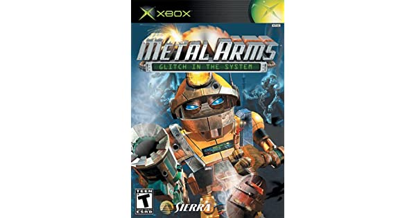 Amazon.com: Metal Arms: Glitch In The System: Video Games