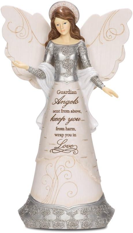Guardian Angel Prayer on 6 Solid Wood Cross My dear Angel Guardian sent from heaven.