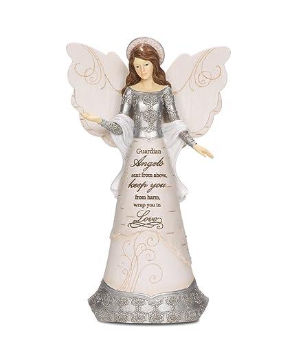 amazon com elements 82310 guardian angel collectible figurine