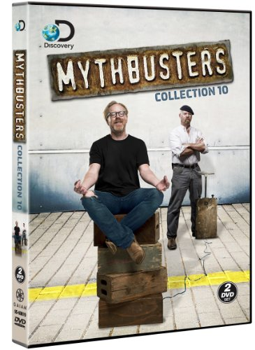 Mythbusters: Collection 10 by Discovery Channel
