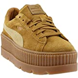 PUMA 366268-02 Women Cleated CREEPERSUEDE WN''S Golden Brown