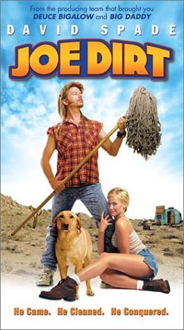 DVD : Joe Dirt [VHS]