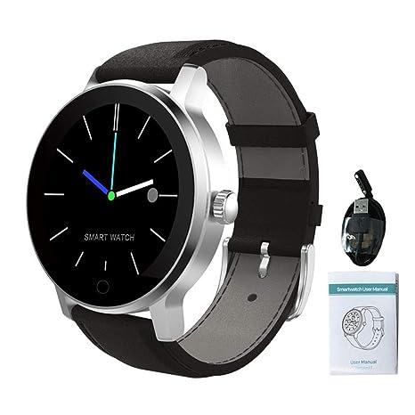 Bloomma Reloj Inteligente Watch, 1.3 Pulgadas de Pantalla ...