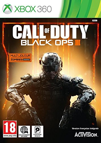 Call of Duty Black Ops III Xbox 360 ONLINE ONLY