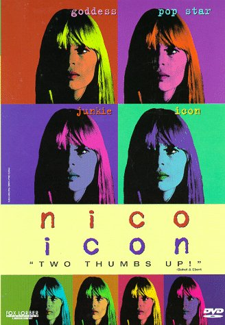 Nico Icon by Fox Lorber