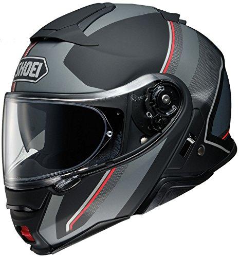 (Shoei Excursion Neotec 2 Modular Motorcycle Helmet - TC-5 / Medium)