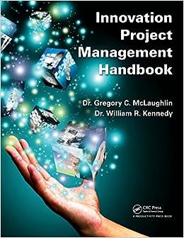 Book Innovation Project Management Handbook