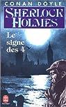 Le signe des quatre par Conan Doyle
