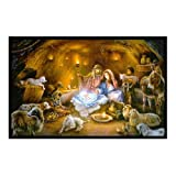 No Room at the Inn 1000 Piece Jigsaw Puzzle by SunsOut