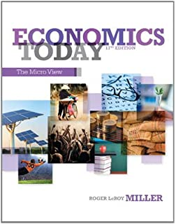 Economics today the micro view 19th edition pearson series in economics today the micro view 17th edition fandeluxe Images