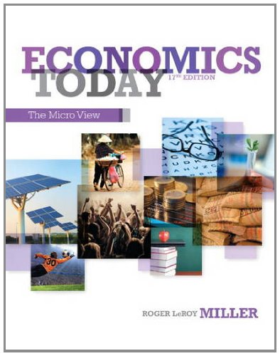Economics Today: The Micro View (17Th Edition) 2