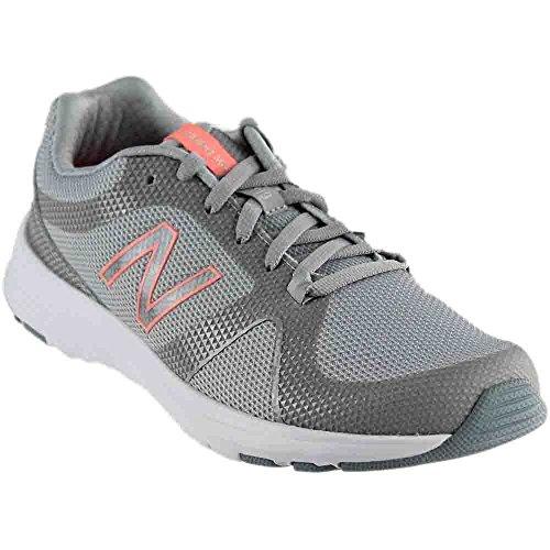 New Balance Women's WF616 Fitness Shoe-W, Silver/Mink, 8.5 B US