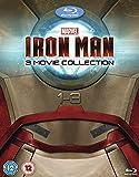 DVD : Iron Man 3 Movie Collection: Iron Man / Iron Man 2 / Iron Man 3 [Blu-ray]
