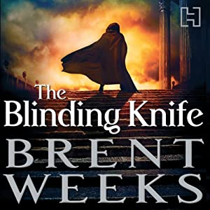 The Blinding Knife Hörbuch