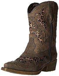 Laredo Childrens Sabre Snip Toe Boots