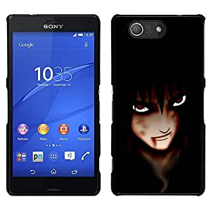 Impact Case Cover with Art Pattern Designs FOR Sony Xperia Z3 Compact Anime Vampire Eyes Betty shop