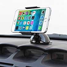 iKross Universal Windshield / Dashboard Car Mount Stand Holder Cradle for iPhone 6 6 Plus / Samsung Galaxy S6 Edge / Note 4 / HTC One M9 / LG / Nokia and Other Smartphone