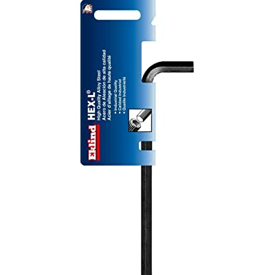 Eklind 14624 12 mm Long Series Hex-L Key