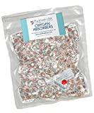 50cc Oxygen Absorbers for Food Storage (200) with PackFreshUSA(™) LTFS Guide
