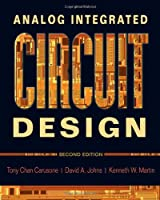 Analog Integrated Circuit Design, 2nd Edition Front Cover