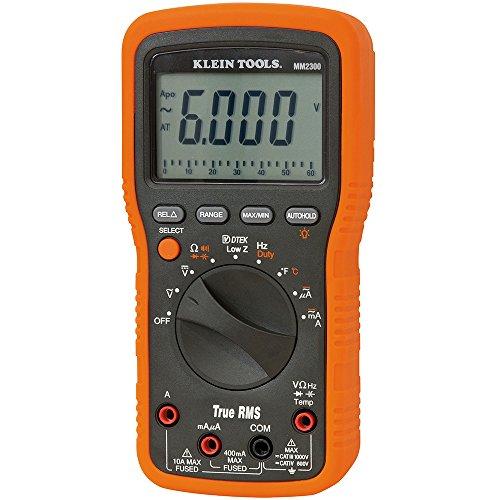 Klein Tools MM2300 Electricians Multimeter