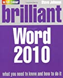 Word 2010, Steve Johnson, 0273736108